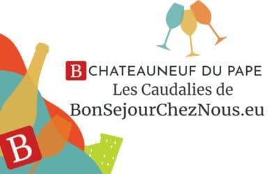 Interview de Philippe Cambie sur les effets du dérèglement climatique à Châteauneuf du Pape.